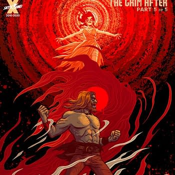 Reaver #11 Review: A Bloody Punctuation Mark