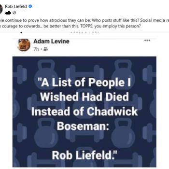 Faboy Rampage: Rob Liefeld Vs Adam Levine
