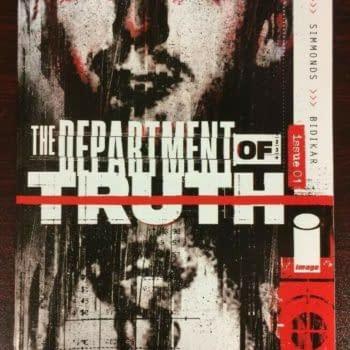 Department Of Truth #1 Gets A Secret 1:10 Lee Harvey Oswald Variant
