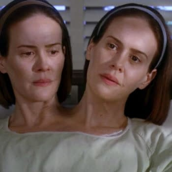 A look at Sarah Paulson in American Horror Story (Image: FX Networks)