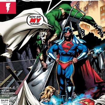 Is Superboy Prime Narrating Dark Nights: Death Metal Trinity Crisis