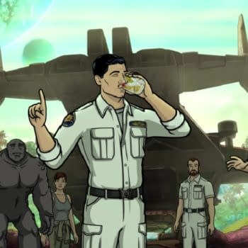 A scene from Archer season 10 (Image: FX Networks)