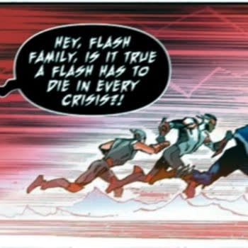 When The Batman Who Laughs Throws All the Shade at Wally West