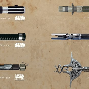 Star Wars Fans Can Vote on Next Galaxys Edge Legacy Saber