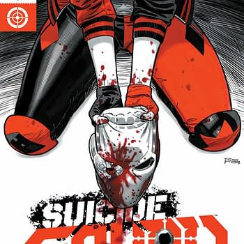 Suicide Squad #9 Review: Wildly Entertaining
