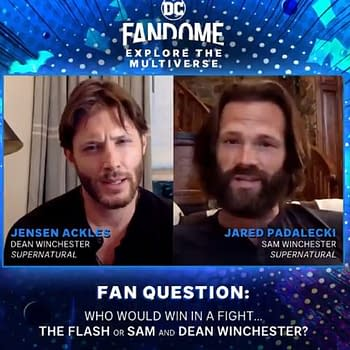 The Flash/Supernatural Showdown: Gustin Padalecki &#038 Ackles Debate