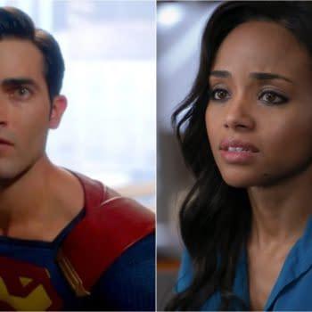 Superman & Lois / Batwoman (Images: The CW)