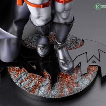 Flashpoint Batman Paints the Town Red with Kotobukiya