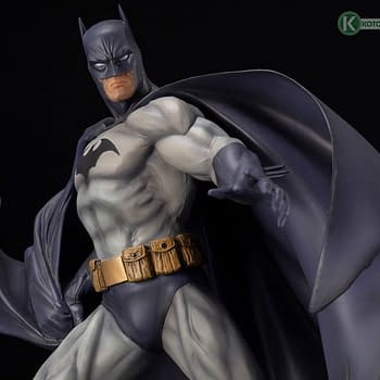 Batman Hush Gets His Own DC Comics Kotobukiya Statue