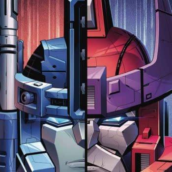 Transformers Galaxies #10 Review: A Fresh Start