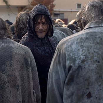 The Walking Dead Star Norman Reedus Talks COVID-Related Prod Changes