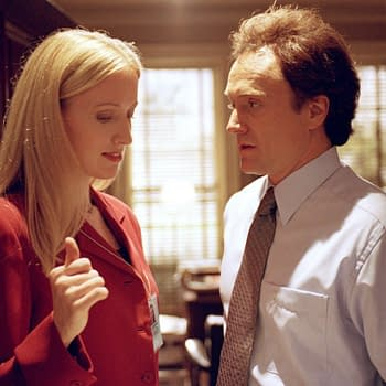 The West Wing Special: Bradley Whitford Posts Gift for Josh/Donna Fans