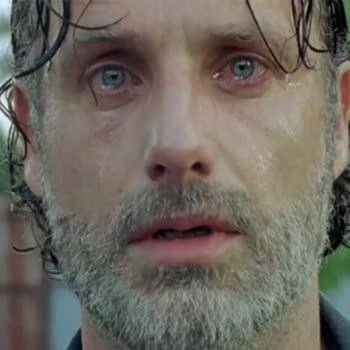 A look at Andrew Lincoln as Rick Grimes in The Walking Dead (Image: AMC Networks)