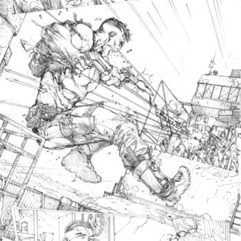 Pencils Back Up for Brett Booth on Bloodshot #10 For January 2021
