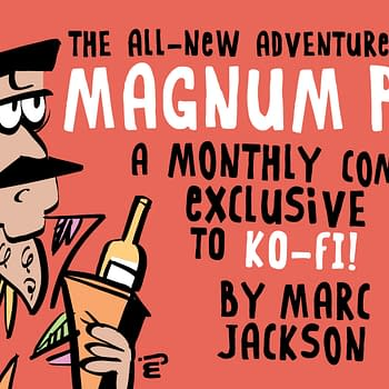 The All-New Adventures Of Magnum P.I. Come To Comics