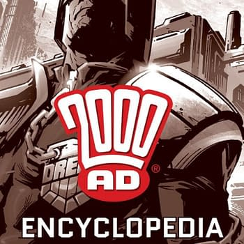 Judge Dredd Megazine To Serialise 2000AD Encyclopedia
