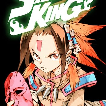 All 35 Volumes of Shaman King In English on ComiXology Originals