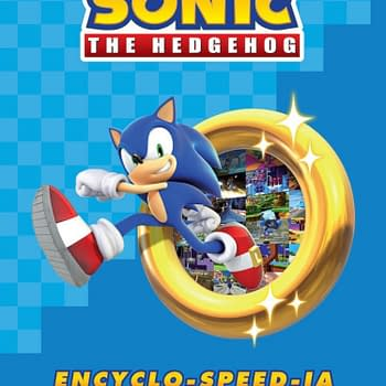 Ian Flynn Writes the Sonic the Hedgehog Encyclo-Speed-Ia