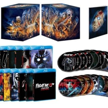 Full Special Features List Revealed For Friday The 13th Box Set