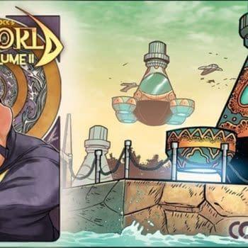 Devil's Due Launches Arkworld Volume Two Kickstarter