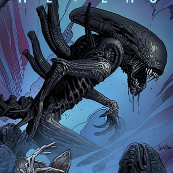 Separated At Birth: Tristan Jones and Greg Land on Aliens