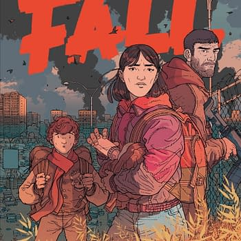 Image Comics to Publish Jared Muralts The Fall In English