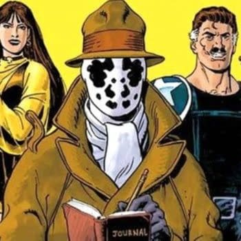Watchmen To Be Adapted Into A Nine-Panel Zoom Play