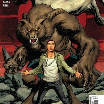 Taboo of Black Eyed Peas Talks New Werewolf by Night Marvel Comic