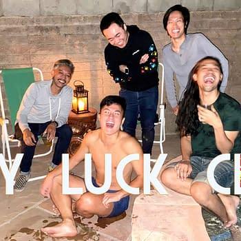 Boy Luck Club: Co-Creators Quentin Lee Kit DeZoit Talk Zoom Comedy