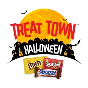 Mars Wrigley is launching Treat Town to make sure Halloween is still fun for those who are most important. No, not the children! Mars Wrigley's accounting department!