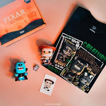 Pixar Gets Spooky With New Halloween Theme Box from Funko