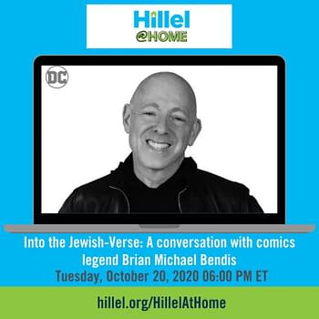Into The Jewish-Verse With Brian Bendis - Daily LITG 20th October 2020