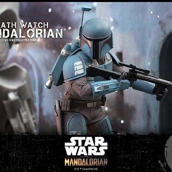 Star Wars Death Watch Mandalorian Announced by Hot Toys