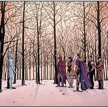 Is Tom King Making The New Rorschach Alan Moore (Spoilers)