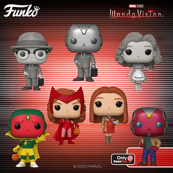 Funko Announces the First Set of Collectibles for WandaVision