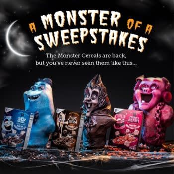 Take Home A Monster Cereal Bust In New General Mills Sweepstakes