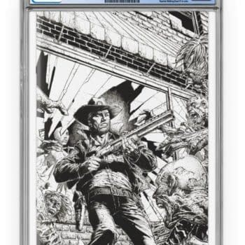 $100 Walking Dead Deluxe #1 Variant At Skybound Halloween Xpo Today