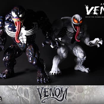 Anti Venom is the Cure With the Newest Hot Toys Artist Mix Figure
