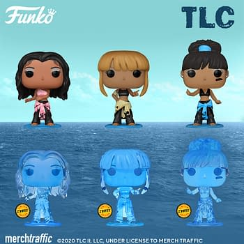 Funko Wants You to Chase Waterfalls with TLC Chase Pops