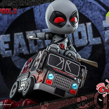 Hot Toys Revs Some Engines with New Marvel CosRiders