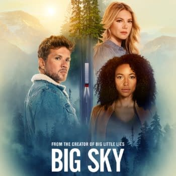 BIG SKY - Key Art. (ABC)