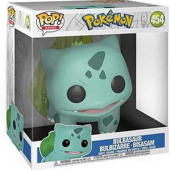 Eve Opens The Box II - Giant-Sized Pokemon Funko POP