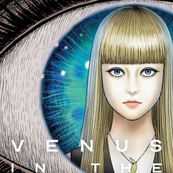 Venus in the Blind Spot: Junji Ito has Fun With his Horror Influences