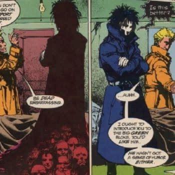 The Sandman (Image: DC Comics)