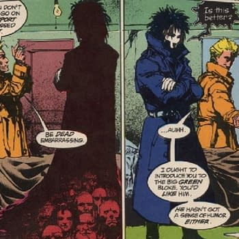 The Sandman: Neil Gaiman on Morpheus Casting Season Storylines &#038 More