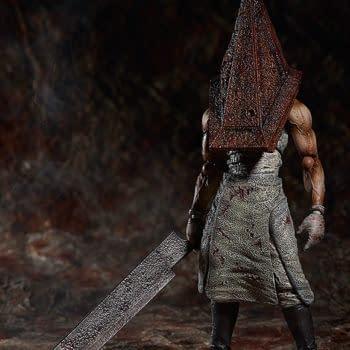 Silent Hill Pyramid Head and Bubble Head Nurse Return to Good Smile