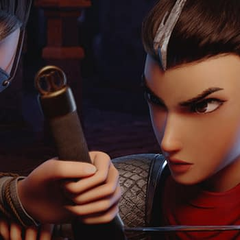 Kung Fu Mulan: Chinese-Made Animated Movie Also Bombs in China
