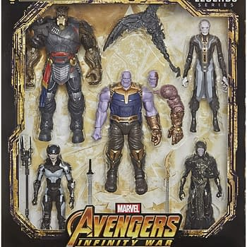 Marvel Legends MCU Children Of Thanos Amazon Exclusive Up For Order