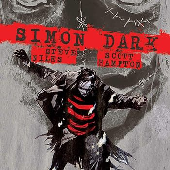 Clover Press To Republish Steve Niles DC Comic Simon Dark