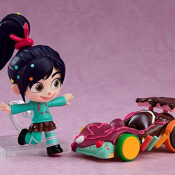 Wreck it Ralph Venellope Races on Into 1st With Good Smile
